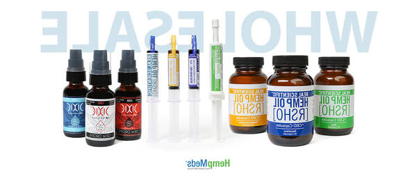 CBD Oil Manufacturers And Wholesalers